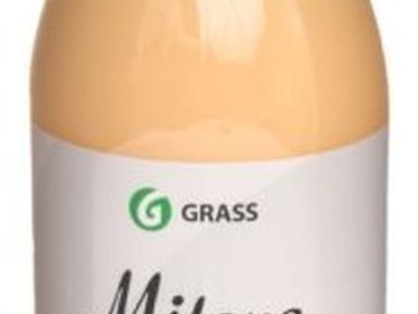 Жидкое крем-мыло Milana молоко и мёд с дозатором 1000 мл