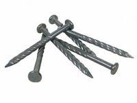Гвозди винтовые черные 100х4,5 мм