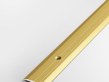 Порог-стык АЛ-163 Золото 1м