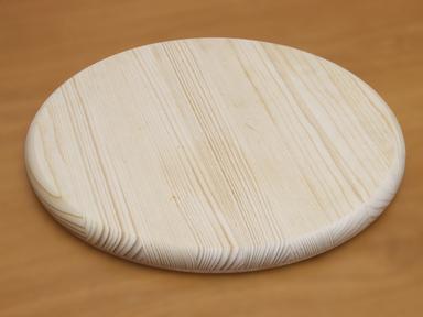 Столешница круглая (хвоя) 28х600 мм