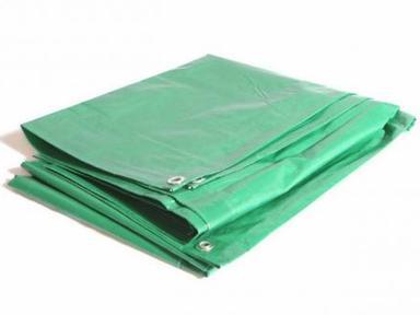 Тент Тарпаулин полиэтилен 120г/м2 6х8м зеленый