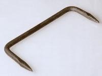 Скоба гладкая ф6 Х 200мм