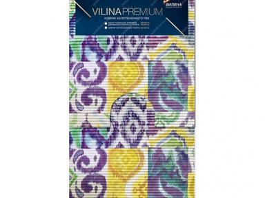 Набор ковриков ПВХ Вилина Премиум 50х50, 50х80 см 002 PR