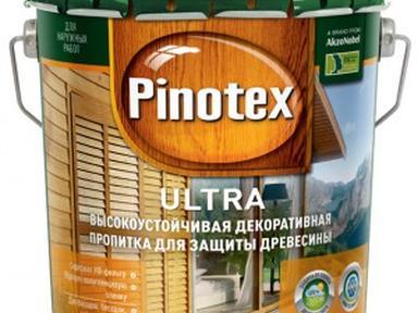 Пинотекс УЛЬТРА 2,7л бесцветный (Эстония)