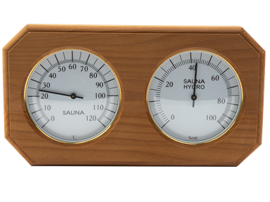 Термогигрометр 8-угольник ТН-22Т (Термо)
