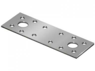 Крепежная пластина оц. КР 180х40х2,0