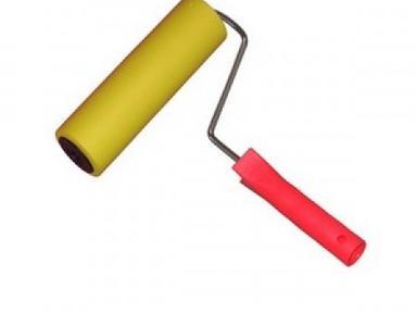 Валик с ручкой прижимной 150 мм резиновый