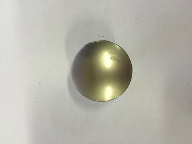 Ручка-кнопка РК-1 бронза