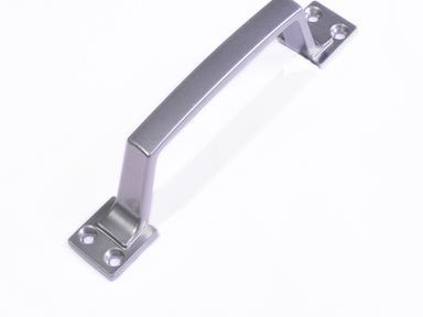 Ручка-скоба РС-100(хром) (7/457)
