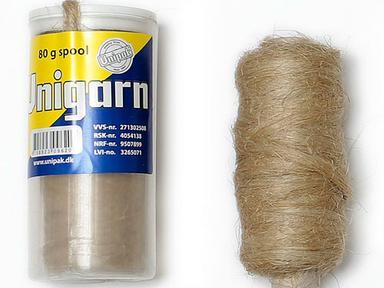 Лен сантехнический шпуля 80 гр. UNIGARN