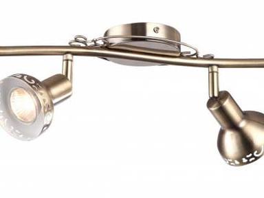 Светильник потолочный А5219PL-4AB