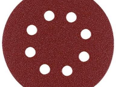 Круг абразивный перф.ф125 Р180 (5шт)