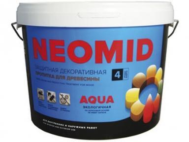 Пропитка Неомид Bio Color аква бесцветный 2,3л