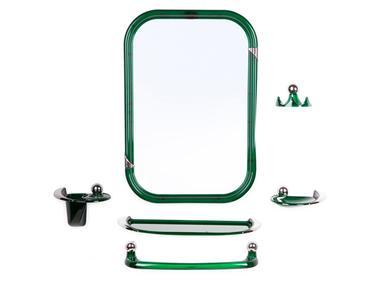 Набор для ванной Вива стиль зеленый