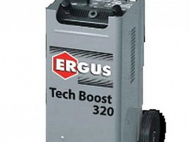 Пуско-зарядное ERGUS устройство Tech Boost 320