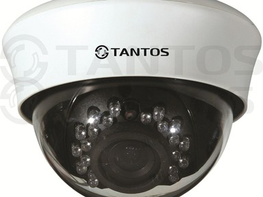Видеокамера цв.купольнаяTANTOS TSc-Di 720рAHDf