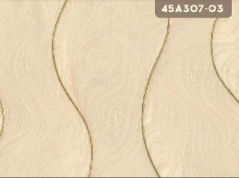 45А-307-03  ОБОИ 1,06*10 м гор.тисн.флиз Круг св.беж.