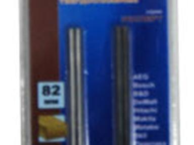 Нож  д/рубанка 82мм * 5,5 мм твердосплавный Практика 037-411
