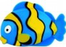 "Ночник NL-126 ""Рыбка"""