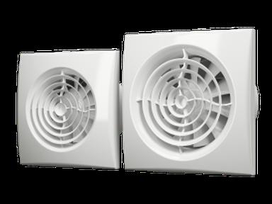 Вентилятор накладной осевой AURA4С