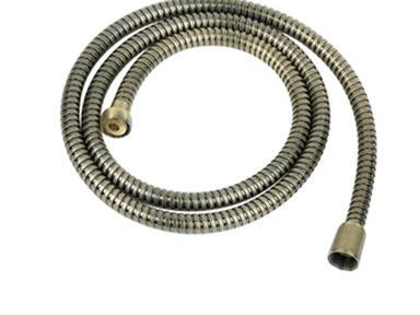 Шланг для душа F40-4 двойная оплетка, бронза