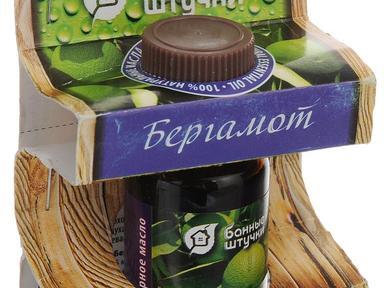 Эфирное масло 15 мл Бергамот