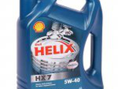 Масло моторное Shell Helix HX7 5w40 4л