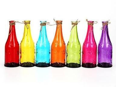 Подсвечник Цветная Коллекция 55х7,5х7,5см