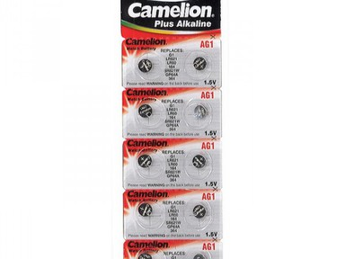 Батарейка G1 для часов Camelion