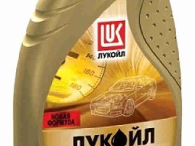 Масло Лукойл 4-х  такт.синтет.Люкс 1л