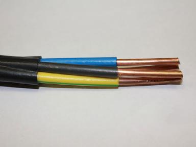 Провод ВВГнг 4х1,5 мм