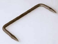 Скоба гладкая ф10 Х 400мм