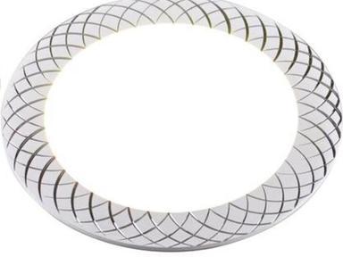 Светильник встраиваемый потолочный светодиодный DLR005 12W4200K WH