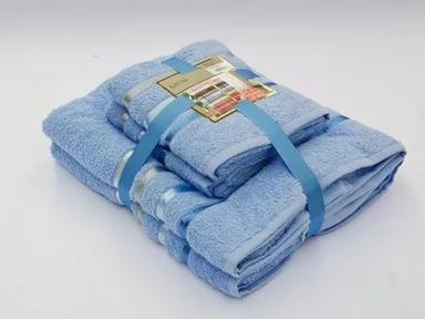 Набор махровых полотенец 4 шт