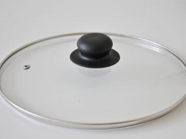 Крышка стеклянная КС-101-22см