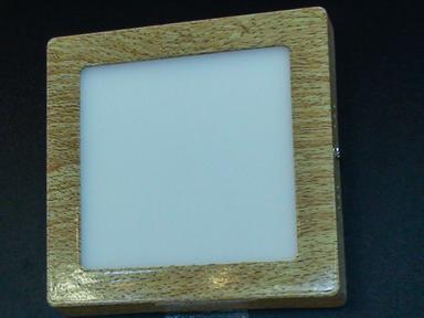 Светильник светодиодный панель 12Вт Сосна круг
