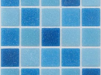 Мозаика  Blue lagoon  32.7*32.7