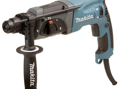 Перфоратор MAKITA HR 2470, 780W, SDS+3 реж, 2,7 Дж, 2,6 кг