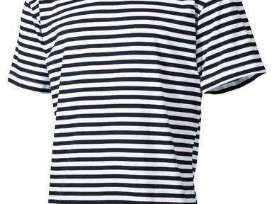 Тельняшка-футболка на флисе