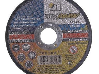 Диск отрезной по металлу 125х22х1,2 мет+нерж