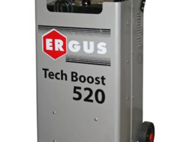Пуско-зарядное ERGUS устройство Tech Boost 520, 771-466