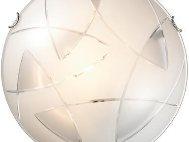 Светильник Сонекс 141/К,хром/бел