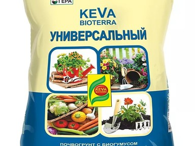 Грунт KEVA BIOTERRA 10л