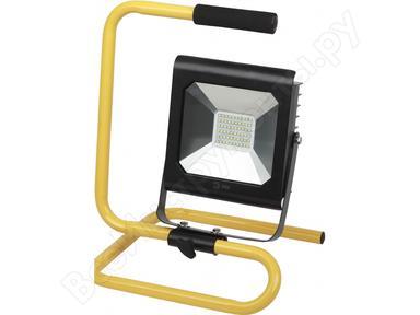 Стойка-держатель для светодиодных прожекторов ЭРА 30-50Вт