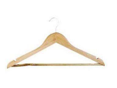 Вешалка для одежды Классика 43см 2-41