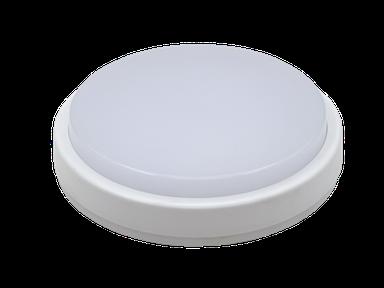 Светильник светодиодный с дачиком движения ULW-Q211-12W/DWкруг IP65 белый