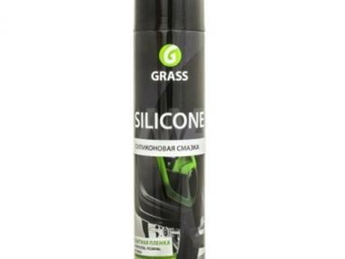 Смазка силиконовая Grass аэроз.400мл