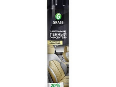 Средство для очистки салона пенное Grass1л