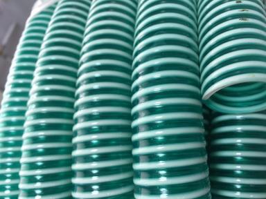 Шланг спиральный-витой Форпласт 50мм(4 атмосфер)зелён.