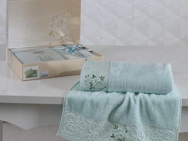 Комплект полотенец 3в1